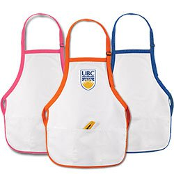 Bib Aprons, Two Tone, Contemporary Plus
