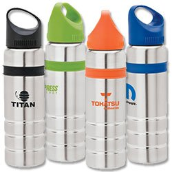 Stainless Steel Water Bottles, Nave 24 oz.