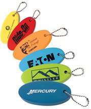 Floater Boating Key Chains