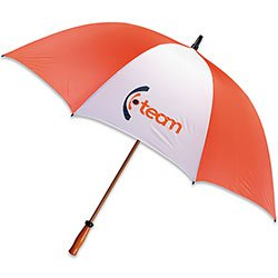 "Golf Umbrellas, The Mulligan, 64"" Arc"