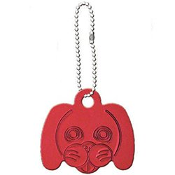 Anodized Aluminum Pet ID Tags, Dog