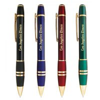 Union Printed Commander Executive Twist Pens