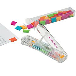 Clip Staplers, 50 Piece Set