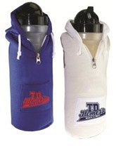 Biodegradable Water Bottles, BPA Free, Sweatshirt Cover, 24 oz.