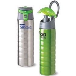 BPA Free Stainless Steel Bottles, Cascade, 28 oz.