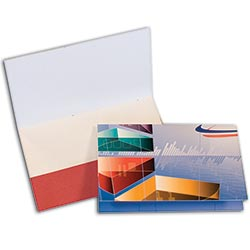 "Key Card Holders, with Single Horizontal Pocket, 5-1/8"" x 3-3/8"""