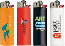 BIC® Lighters with Child Guard