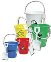 Pail with Shovel Sets, 9""