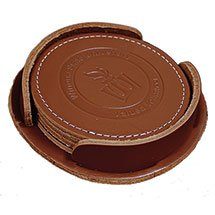 Honey Bridle 4 Piece Coaster Sets