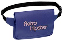 Retro Hipster Fanny Packs