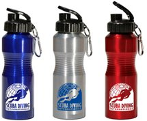 21 oz. Wide Mouth Dillon Aluminum Bottle