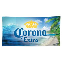"Spectra Full Color Beach Towels, 30"" x 58"""