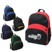Polyester Backpacks with E-Port