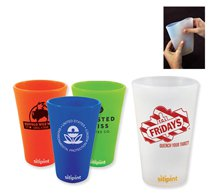 16 oz. Silipint™ Silicone Pint Glass