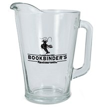 60 oz. Glass Pitchers