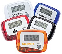 Basic Pedometers
