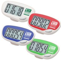 Easy Read Large Screen Pedometers