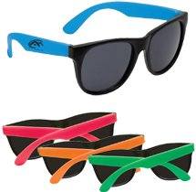 Low Minimum Neon Sunglasses