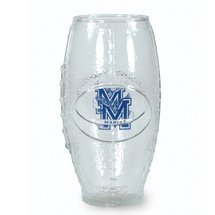 23 oz. Football Glass Tumblers