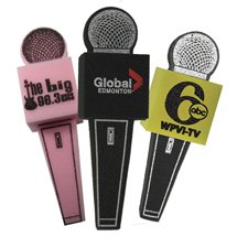 Foam Microphone Wavers