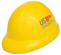 Hard Hat Stress Balls