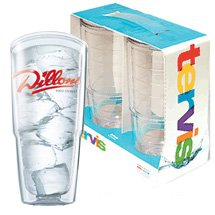 24 oz. Tervis® Tumblers with Enclosed Logo (2-Pack Gift Set)