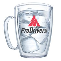 100 Custom 15 oz. Tervis(r) Mugs with Enclosed Logo