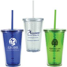16 oz. Freedom Facet Tumblers