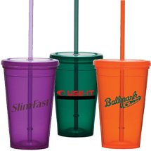 16 oz. Double Wall Economy Tumblers