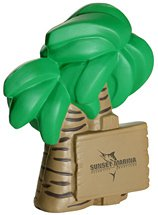 Palm Tree Stress Balls