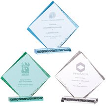 Diamond Ice Acrylic Awards