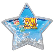 Full Color Star Paperweights
