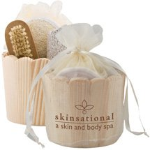 Spa Gift Set with Organza Bag