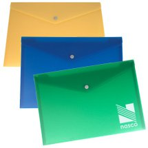 "Premium Snap Envelopes, 13"" x 9-1/4"""