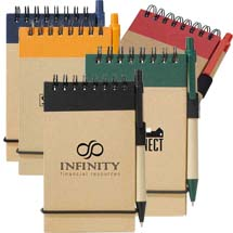 The Recycled Jotter & Pen Combo