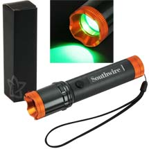Burst Dual Output LED Flashlights