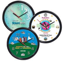 "10"" Economy Wall Clocks"
