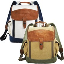 Cutter & Buck® Legacy Cotton Rucksack Backpacks