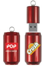2.0 USB Can Flash Drives