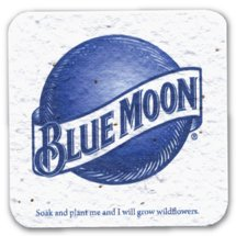 "3.5"" Light Weight Value Seed Infused Coasters"