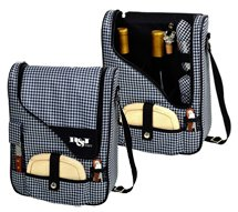 Houndstooth Wine and Cheese Cooler