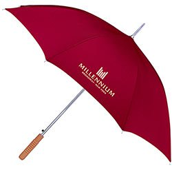 "Auto Open Umbrellas, Sport Stick Golf, 48"" arc"