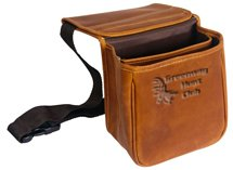 Black Hills Leather Shell Bags