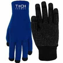 Texting-Touch Gloves with Grip Dots