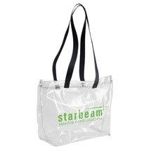 Clear Stadium Tote Bags