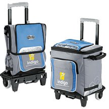 Arctic Zone® IceCOLD™ 50-Can Rolling Coolers