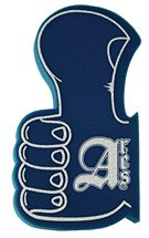 "16"" Foam Thumb Mitt"