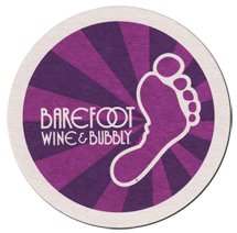 10000 Custom 3.5 in. Round 55 pt. Pulpboard Coasters, Offset Printed