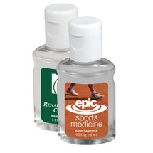 .5 oz  Sanitizers with Full Color Label