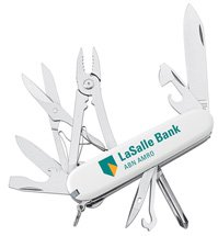 Deluxe Tinker Swiss Army® Pocket Knife